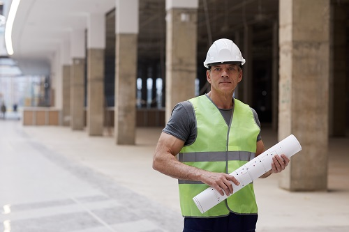 une entreprise générale de bâtiment