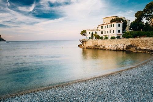 Villa de luxe à vendre sur la Côte d'Azur